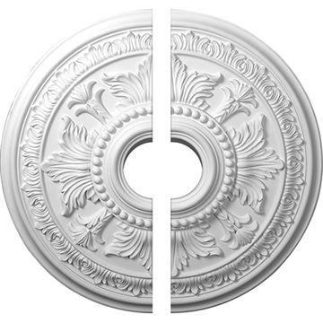 Restorers Architectural Tellson Urethane Ceiling Medallion
