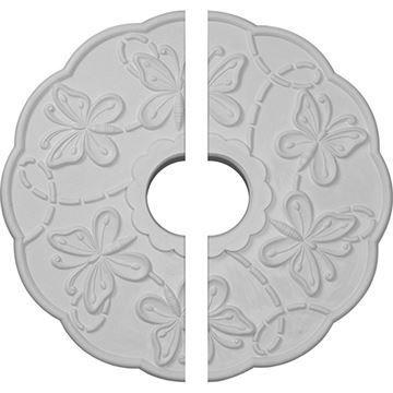 Restorers Architectural Terrones Urethane Ceiling Medallion
