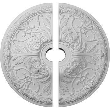Restorers Architectural Tristan 26 Inch Ceiling Medallion