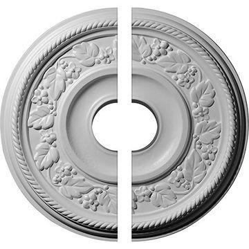 Restorers Architectural Tyrone Urethane Ceiling Medallion