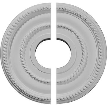 Restorers Architectural Valeriano Urethane Split Ceiling Medallion