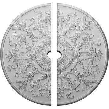 Restorers Architectural Versailles Urethane Ceiling Medallion