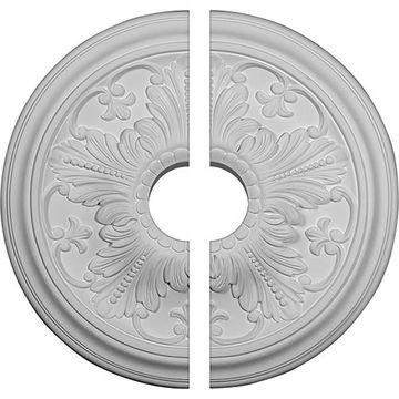 Restorers Architectural Vienna Fleur Urethane Ceiling Medallion