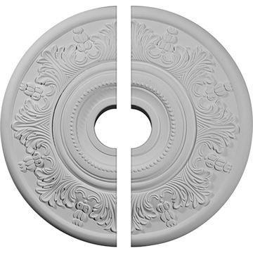 Restorers Architectural Vienna Urethane Ceiling Medallion