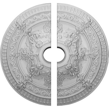 Restorers Architectural Vincent 26 Inch Ceiling Medallion