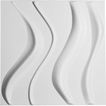 Restorers Architectural Wave EnduraWall Decorative 3D Wall Panel
