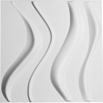 Restorers Architectural Wave EnduraWall Decorative 3D Wall Panel