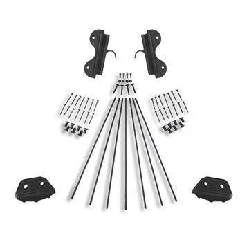 Quiet Glide Non-Skid Feet 20 Inch Ladder Hardware Kit