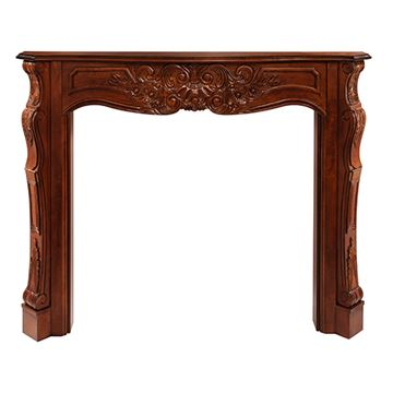 Pearl Mantels Deauville Mantel - Fruitwood Finish