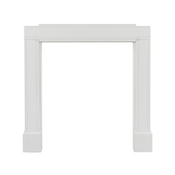Pearl Mantels Emory Adjustable Mantel Surround