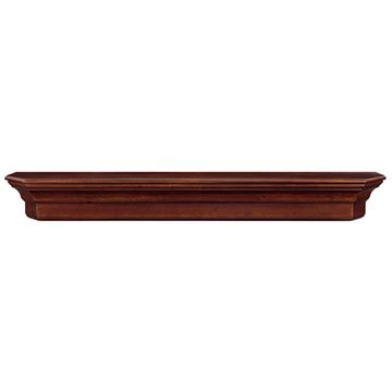 Pearl Mantels Lindon Cherry Distressed Mantel Shelf
