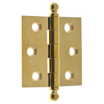 Idh By St. Simons 2 1/2 Inch Cabinet Hinge Loose Pin   Pair