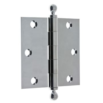 idh by St. Simons 3 1/2 Inch Cabinet Hinge Loose Pin - Pair
