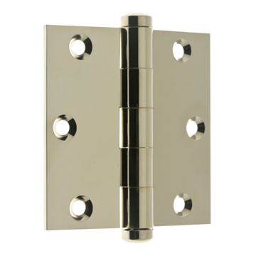 idh by St. Simons 3 1/2 Inch Full Mortise Door Hinge - Pair