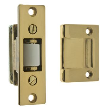 idh by St. Simons Heavy Duty Silent Roller Latch