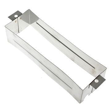 Idh By St. Simons Mail Slot Sleeve Stainless Steel