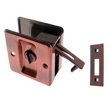 idh by St. Simons Privacy Pocket Door Pull