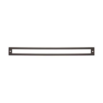 Top Knobs Lynwood Hollin 12 Inch Backplate Only
