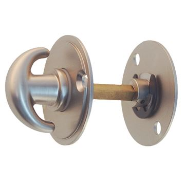 Restorers Classic Deadbolt Thumb Turn with Emergency Slot