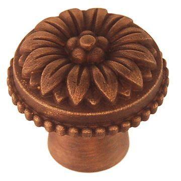 Restorers Classic French Style Sunflower Knob