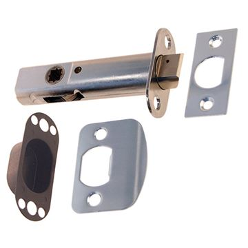 Restorers Classic Heavy Duty 2 3/4 Inch Passage Tube Latch