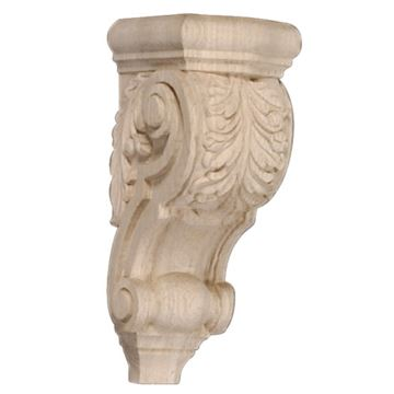 Legacy Artisan 10 Inch Acanthus Scroll Bar Corbel