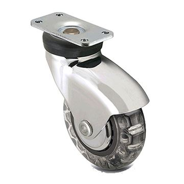 Designs of Distinction 3 Inch Vipor Caster - No Brake