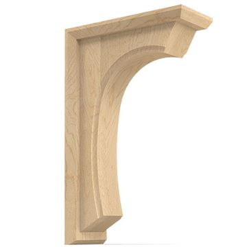 Designs of Distinction Classic Revival 14 Inch Corbel