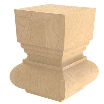 Designs of Distinction English Estate Bun Foot
