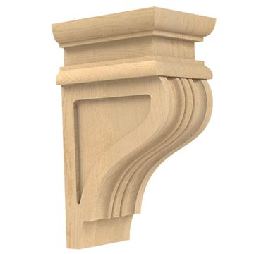 Designs of Distinction Palladian 8 3/4 Inch Corbel