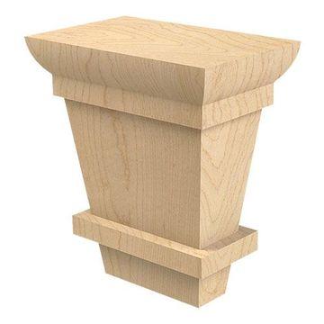 Designs of Distinction Palladian Bun Foot