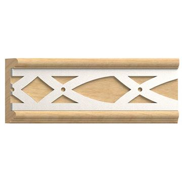 Designs of Distinction Panel Molding with Nickel Abbey Insert