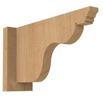 Designs of Distinction Scalloped Bracket