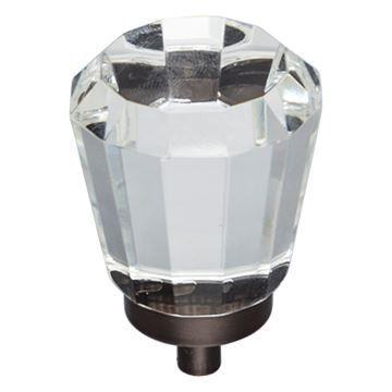 Jeffrey Alexander Harlow Large Glass Tapered Knob