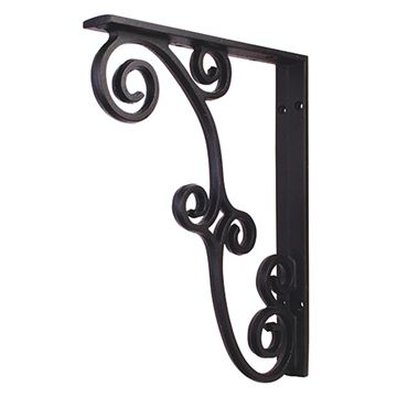 Legacy Heritage Rustic Shelf Bracket