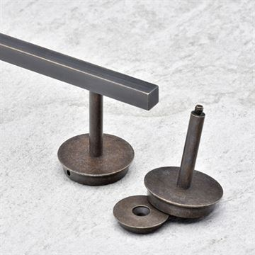 Lewis Dolin Towel Bar Brackets