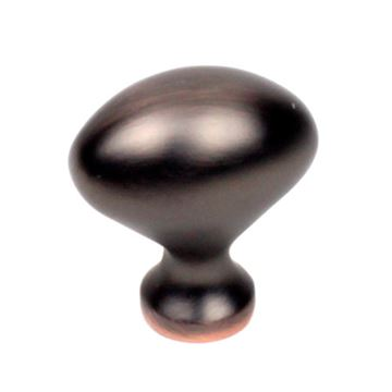 Century Hardware Builders Choice 1 1/4 Inch Egg Knob