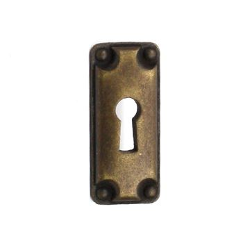 Century Hardware Rio Rectangular Keyhole Cover