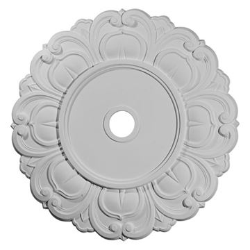 Restorers Architectural Angel 32 1/4 Prefinished Ceiling Medallion
