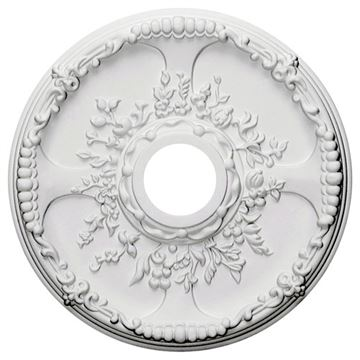 Restorers Architectural Antioch Prefinished Ceiling Medallion