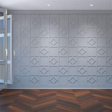 Restorers Architectural Arcadia PVC Decorative Fretwork Wall Panel