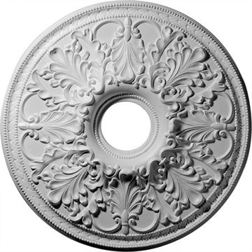 Restorers Architectural Ashley Prefinished Ceiling Medallion