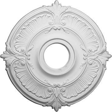 Restorers Architectural Attica 18 Prefinished Ceiling Medallion
