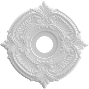 Restorers Architectural Attica 19 PVC Ceiling Medallion