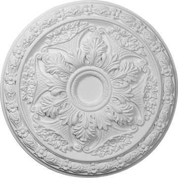 Restorers Architectural Baile 20 Prefinished Ceiling Medallion