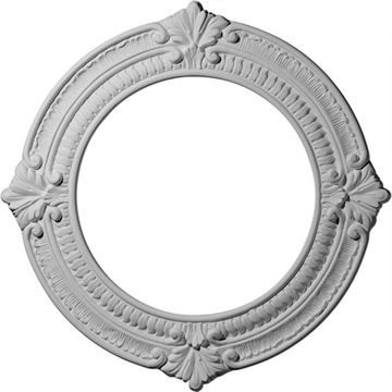 Restorers Architectural Benson 13 1/8 Prefinished Ceiling Medallion