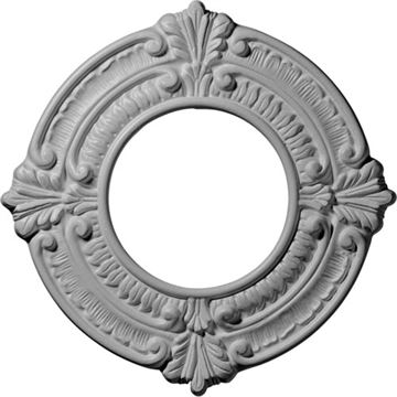 Restorers Architectural Benson 9 Prefinished Ceiling Medallion