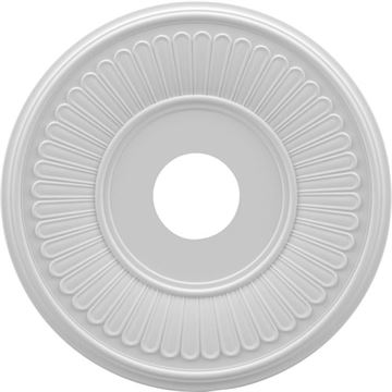 Restorers Architectural Berkshire 13 PVC Ceiling Medallion