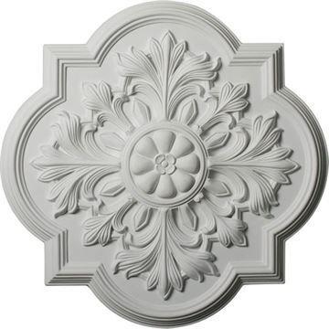 Restorers Architectural Bonetti 20 Prefinished Ceiling Medallion