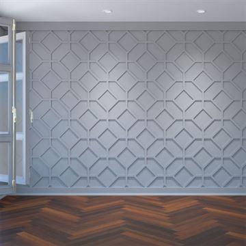 Restorers Architectural Cameron PVC Decorative Fretwork Wall Panel